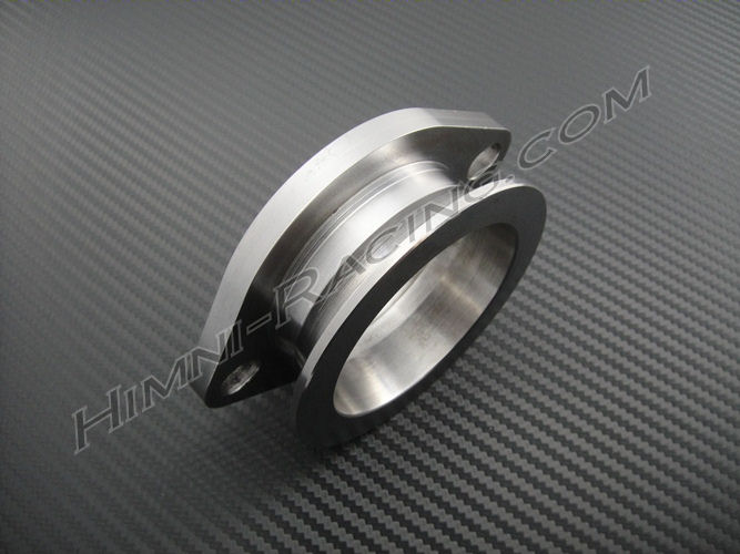 V-Band Downpipe Adapter Flange - 2 Bolt To 3 V-Band [R15S114
