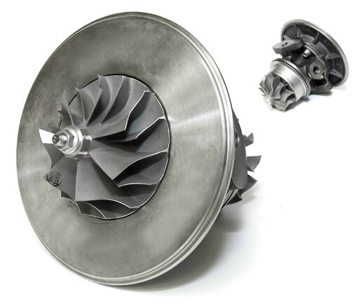 Ball Bearing Cartridge For Garrett Precision Hks Turbos: Garrett 60-1 T4 P-Trim Ball Bearing CHRA Cartridge [757197