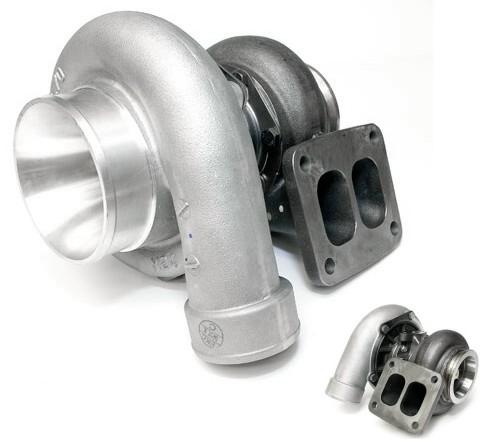 Garrett 60-1 T04S Turbo - T4 P Trim, 600 HP [gar-039