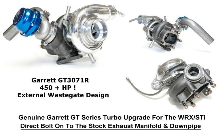 garrett gt3071r turbo kit wrx sti external wastegate garrett sub 007 1 himni. Black Bedroom Furniture Sets. Home Design Ideas