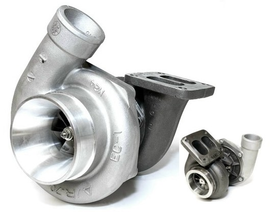 Garrett 60-1 T04S Ball Bearing Turbo - T4 , P-Trim