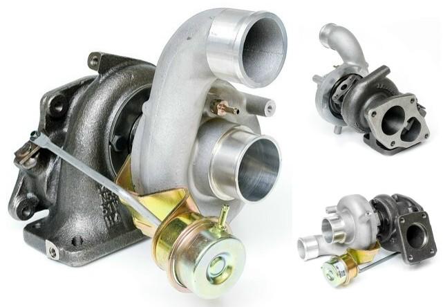 Garrett T Series Journal Bearing : Himni Racing, Turbocharger, Turbo