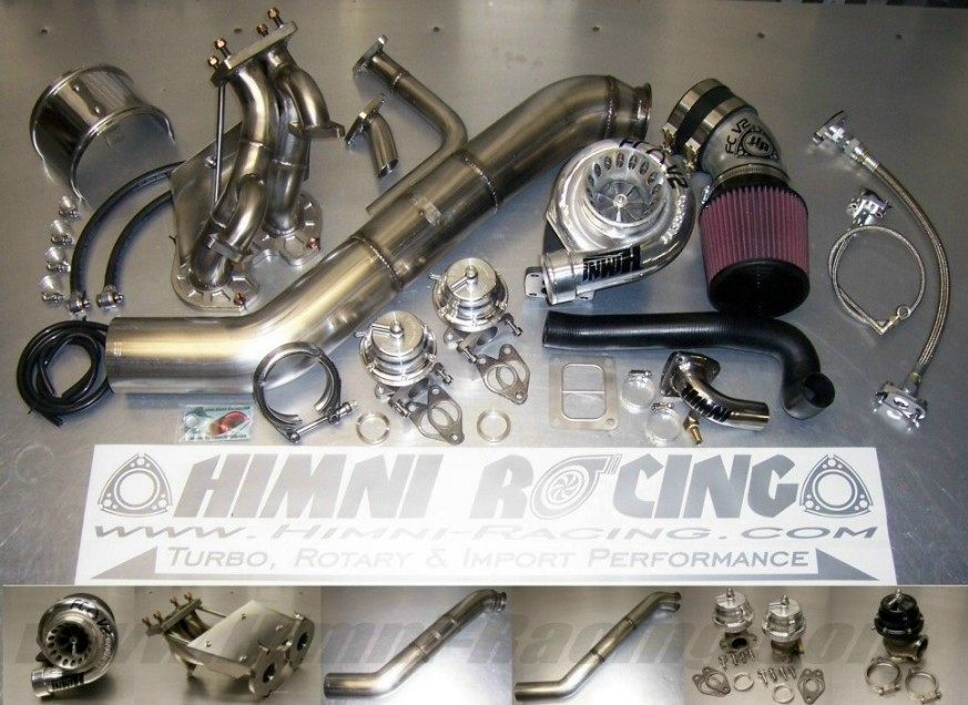 Hr Fc V Mazda Rx  Te Turbo Kit Fcs