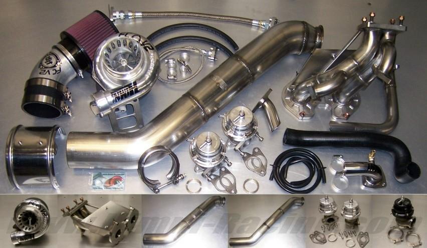 Hr Fc V Mazda Rx  Tz Turbo Kit Fcs