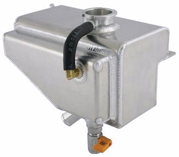 Moroso Coolant Expansion Tank With Overflow 3.5 qt.