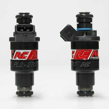 RC Engineering 270cc Hi-Flow Fuel Injectors (Low Ohm, 26 LB/Hour