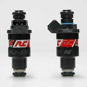 RC Engineering 370cc Hi-Flow Fuel Injectors (Low Ohm, 35 LB/Hour
