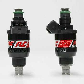 RC Engineering 750cc DENSO Fuel Injectors (Low Ohm, 71 LB/Hour