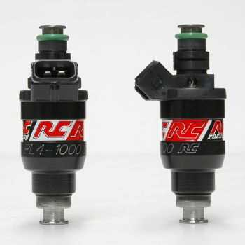 RC Engineering 1000cc Fuel Injectors Honda, EVO, Toyota, Nissan