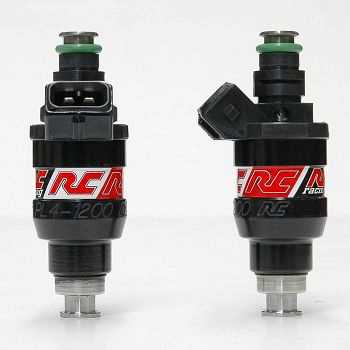 RC Engineering 1200cc HONDA Fuel Injectors (Low Ohm, 114 LB/Hour