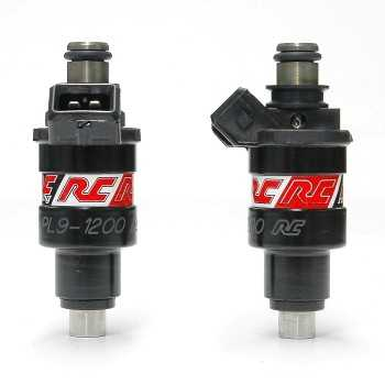 RC Engineering 1200cc JAPAN Fuel Injectors (Low Ohm, 114 LB/Hour