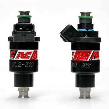 RC Engineering 310cc DENSO Saturated Fuel Injectors (High Ohm)