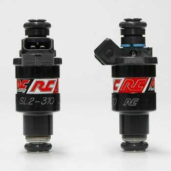 RC Engineering 310cc Saturated Fuel Injectors (High Ohm, 30 LB)