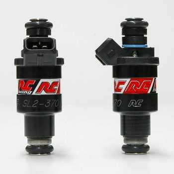 RC Engineering 370cc Saturated Fuel Injectors (High Ohm, 35 LB)