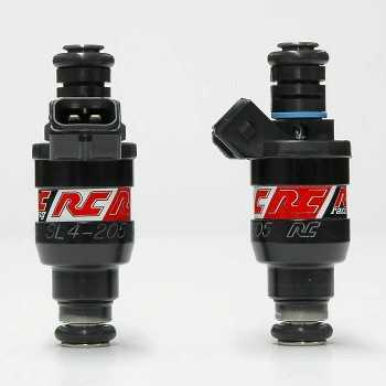 RC Engineering 205cc Saturated Fuel Injectors (High Ohm, 20 LB)
