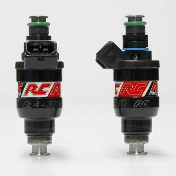 RC Engineering 370cc DENSO Saturated Fuel Injectors (High Ohm)