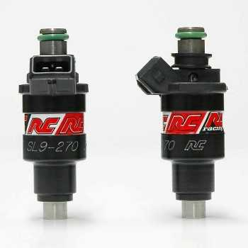 RC Engineering 270cc Japan Saturated Fuel Injectors (High Ohm)