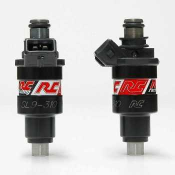 RC Engineering 310cc Japan Saturated Fuel Injectors (High Ohm)