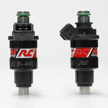 RC Engineering 440cc Japan Saturated Fuel Injectors (High Ohm)