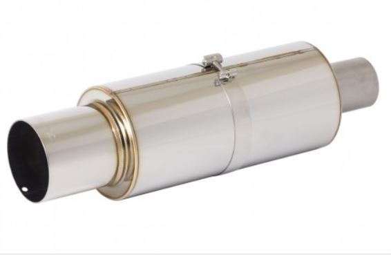 Apexi N1 Evolution-R Muffler Universal - Turbo 3.0""
