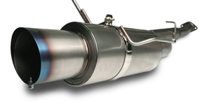 Apexi N1 ExTi Exhaust System - 93-95 Mazda FD3S RX-7