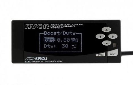 Apexi AVC-R Digital Boost Controller Black