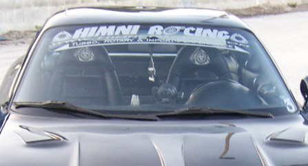 Himni Racing Rotor & Turbo Decal Banner - FREE