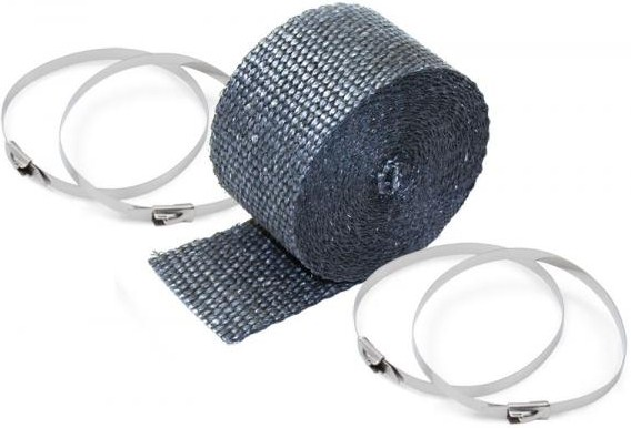 "DEI Exhaust Wrap Kit 2.00"" x 25 Foot Long- Black"
