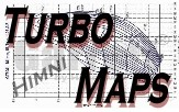 Turbo Compressor & Turbine Maps