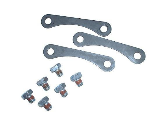 Turbo Compressor Housing Clamp Plates and Bolt Kit