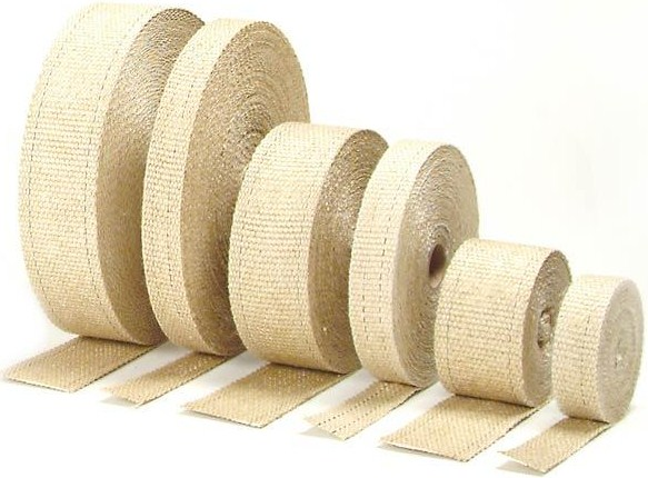 "1.00"" DEI Tan Exhaust/Header Heat Wrap:15', 50', 100' Foot"