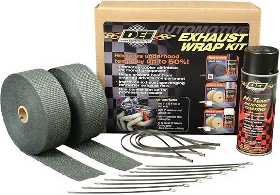 DEI Exhaust / Header Wrap Kit