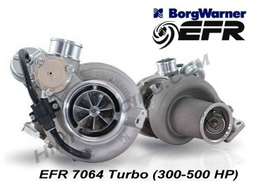 Borg Warner EFR 7064 Turbo (300-500 HP)