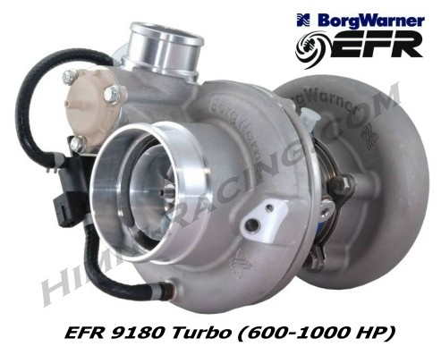 Borg Warner EFR 9180 Turbo (600-1000 HP)