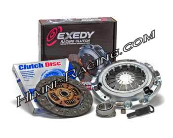 EXEDY OEM Replacement Clutch Kit - 1986-91 Non-turbo FC RX-7