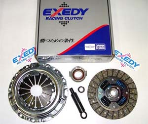 Exedy Stage 1 Organic Clutch Kit - 1986-91 Non-turbo FC RX-7