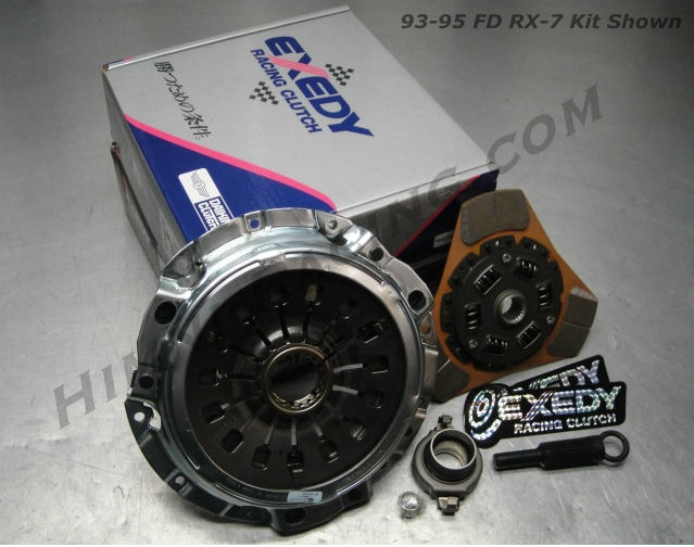 Exedy Stage 2 HD Clutch Kit (THICK), 93-95 Mazda FD RX-7