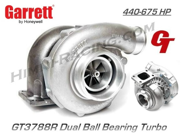 Garrett turbocharger logo garrett gt3788r ball bearing