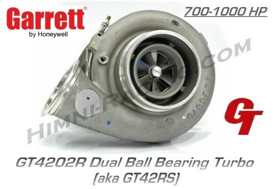 Garrett GT4202R Ball Bearing Turbo - GT42RS (1000 HP) Garrett GT42RS