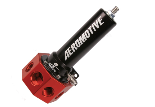 Aeromotive Belt/Hex Drive EFI Fuel Pressure Regulator