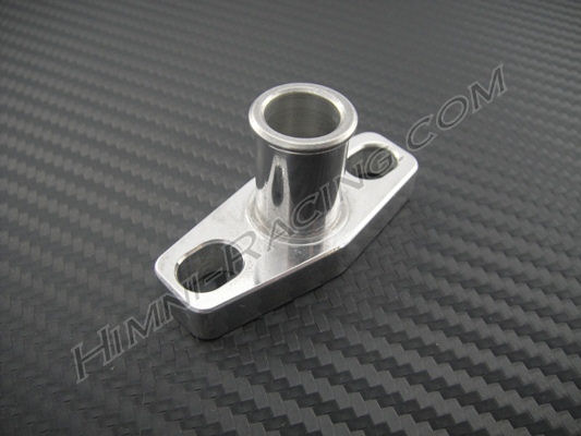 "GT Turbo Oil Return Flange w/ 5/8"" Barb (GT15-GT35R)"