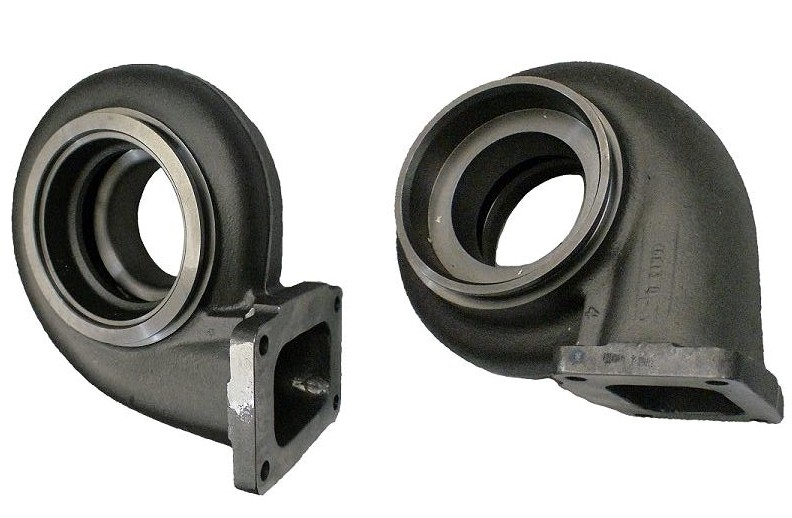 "T6 5.00"" V-Band Turbine Housing- GT4708, GT4718 GT4708R, GT4718R"