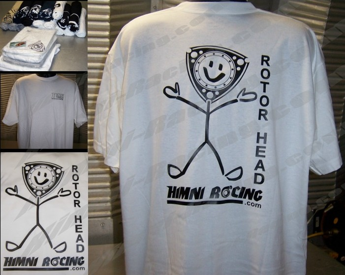 Himni Racing 'Rotor Head' Rotary T-Shirt- SOLD OUT