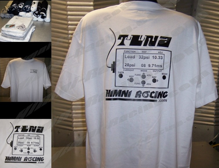 Himni Racing 'Tuna' Microtech EMS T-Shirt- SOLD OUT