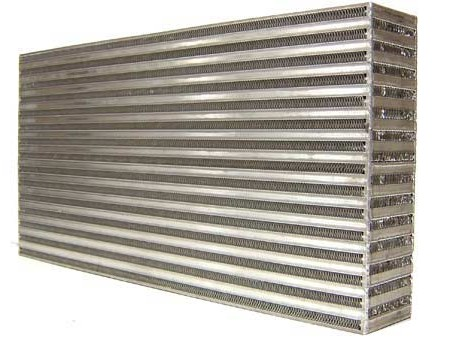 "Garrett GT Intercooler Core 24"" x 12"" x 3.5"""