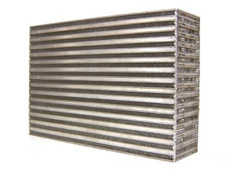 "Garrett GT Intercooler Core 18"" x 12"" x 4.5"""