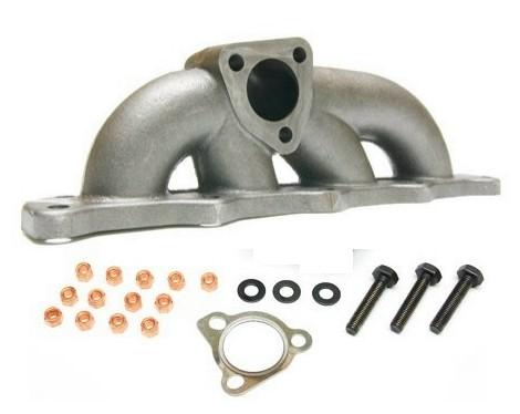 Exhaust / Manifolds : Himni Racing, Turbocharger, Turbo, Garrett