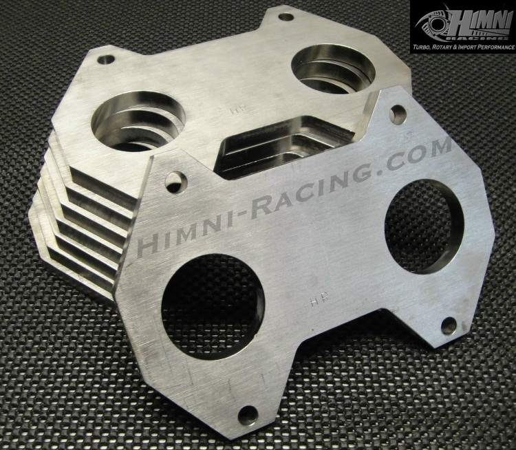 HR Stainless Steel 13B Engine Header Manifold Flange -FC FD RX-7