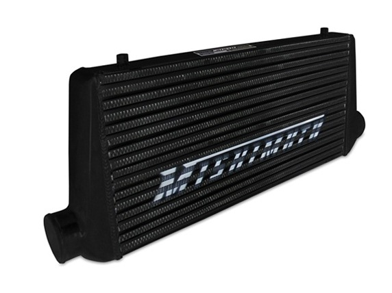 "Mishimoto Intercooler M Line - 31"" x 11.75"" x 3"" BLACK"