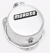 "Moroso Cooling System Expansion Tank 7.0""x6.5""x3.625"" - 1.5 qt."